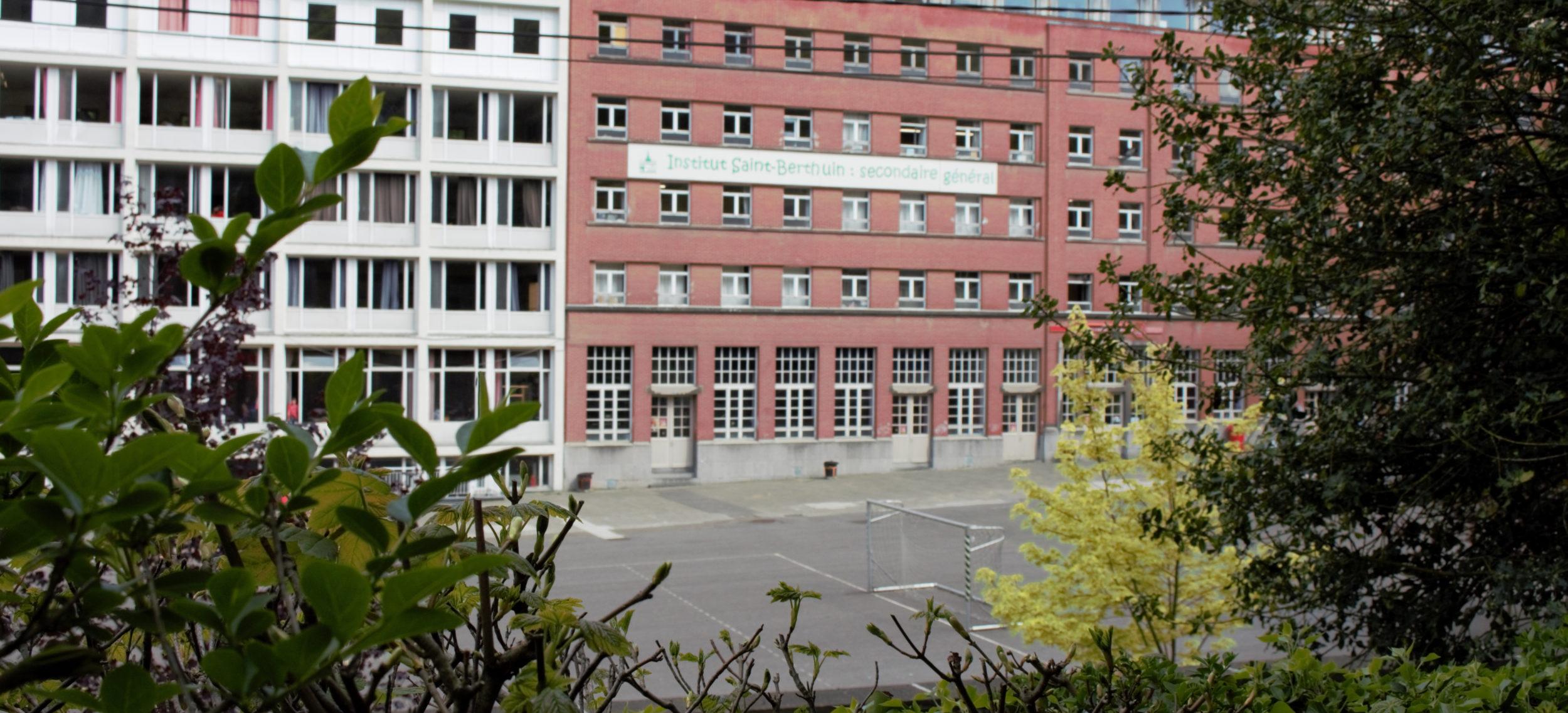 l'Institut St-Berthuin