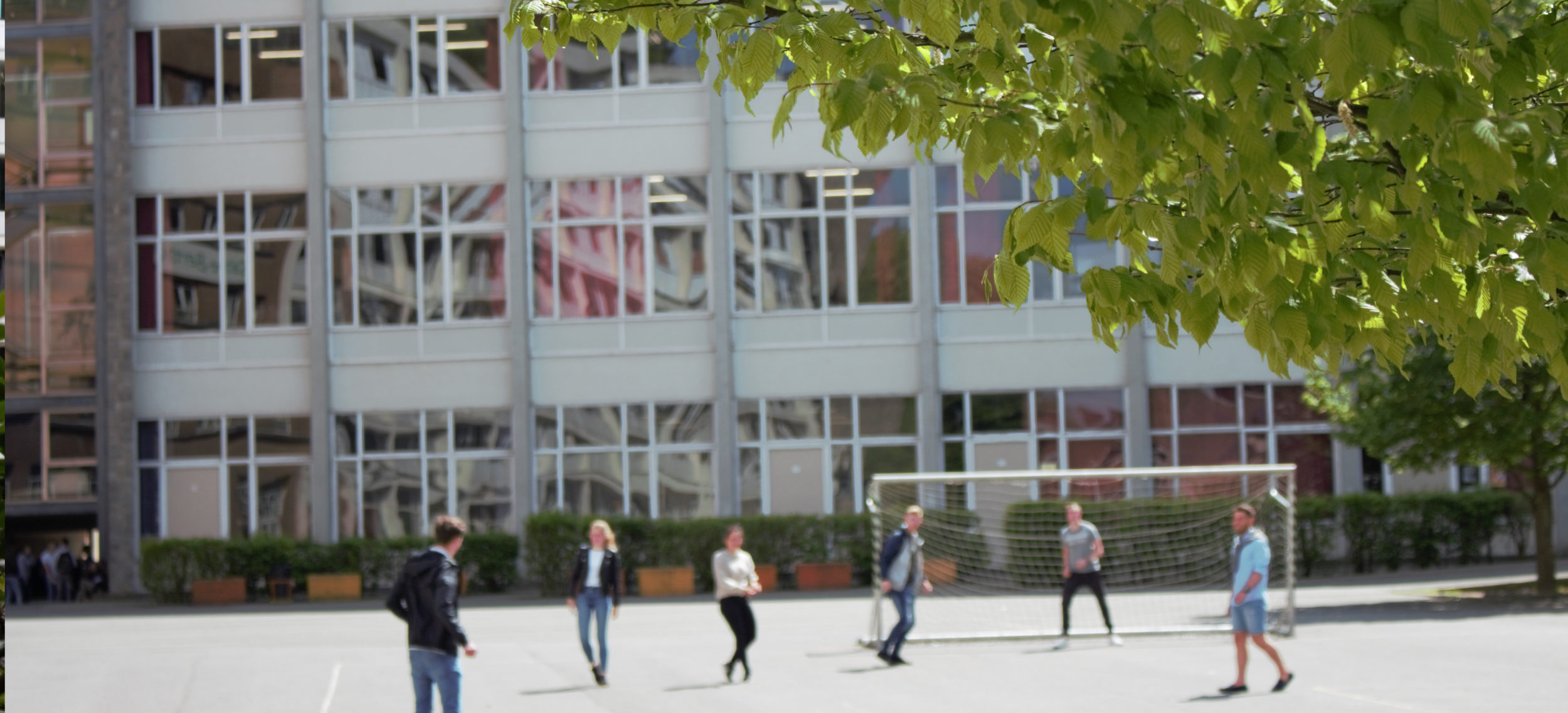 l' Institut St-Berthuin